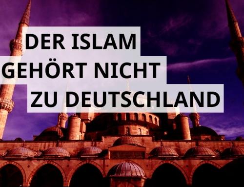 """Die Haltung der """"Volksparteien"""" zum Islam"""