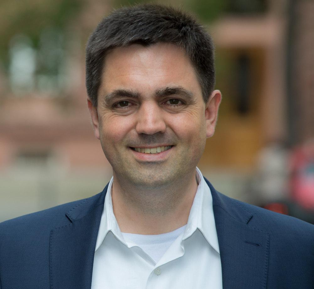 Dr. Malte Kaufmann, Direktkandidat Heidelberg-Weinheim