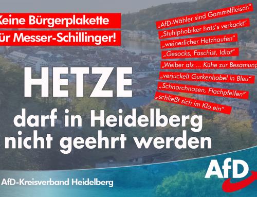"""""""Bürgerplakette"""" darf nicht an Facebook-Hetzerin verliehen werden"""