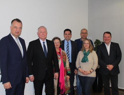 Fruchtbarer Meinungsaustausch zwischen IHK Rhein-Neckar und AfD Heidelberg
