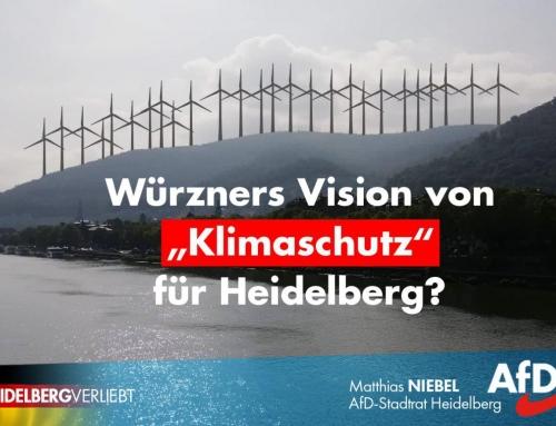 Fragen an den OB zu seinem offenen Brief an Angela Merkel am 11.7.2019