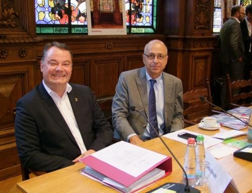 Konstituierende Sitzung des neuen Heidelberger Gemeinderats