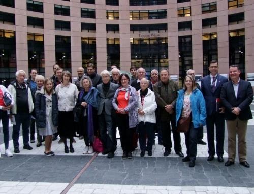 AfD Heidelberg zu Gast in Straßburg