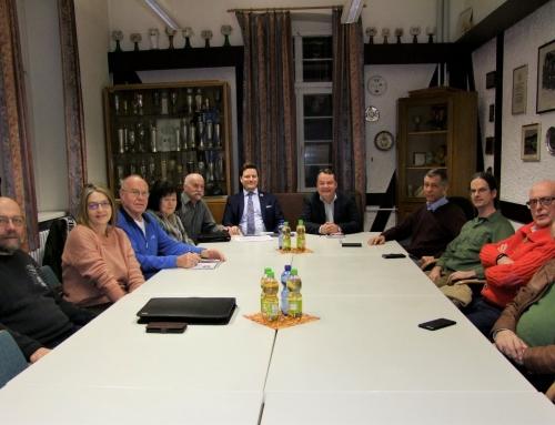 Neujahrstreffen der Heidelberger AfD-Kommunalpolitiker