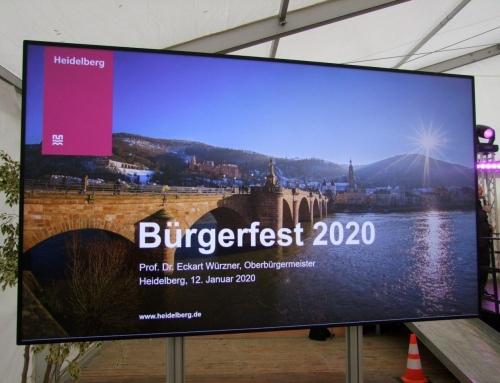+++ Bürgerfest 2020 in Patrick Henry Village +++