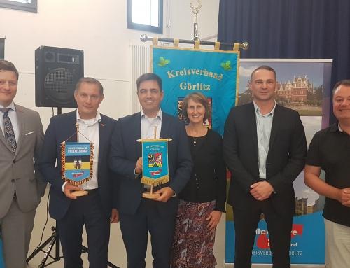 Partnerschaft zwischen Heidelberg und Görlitz besiegelt