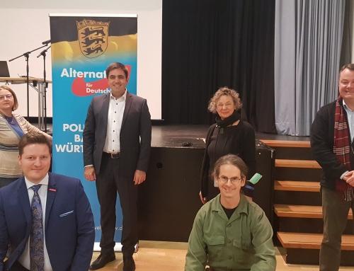 Dr. Malte Kaufmann als Bundestagskandidat für den Wahlkreis Heidelberg/Weinheim nominiert!